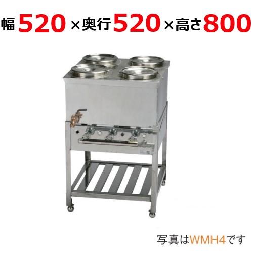 【プロ用/新品】 伊東金属工業所 ウォーマー WMH4 幅520×奥行520×高さ800(mm)【送料無料】