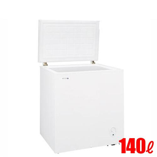 【業務用】冷凍ストッカー 冷凍庫 ノーフロスト冷凍ストッカー 冷凍庫 140Lタイプ JH140CR[旧型式:JH140C]幅725×奥行560×高さ825 /テンポス