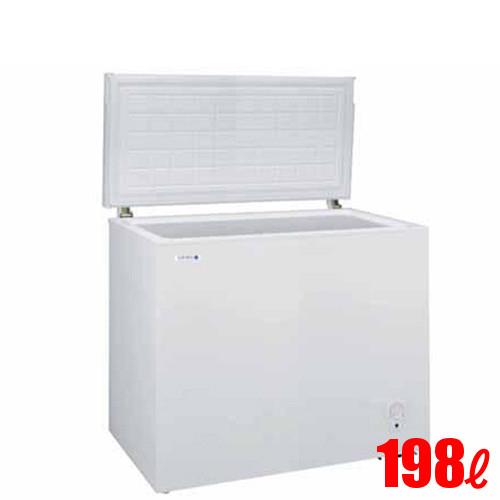 【業務用】冷凍ストッカー 冷凍庫 ノーフロスト冷凍ストッカー 冷凍庫 198Lタイプ JH198CR[旧型式:JH198C]幅945×奥行560×高さ825【送料無料】 テンポスバスターズ【厨房機器】
