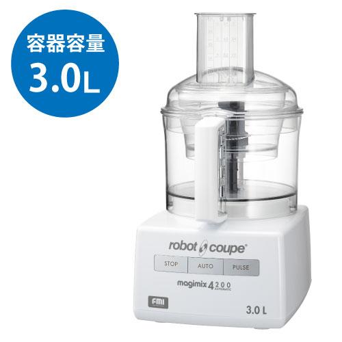 【業務用/新品】 FMI マジミックス 3.0L Vシリーズ【RM-4200VD】【送料無料】【プロ用】