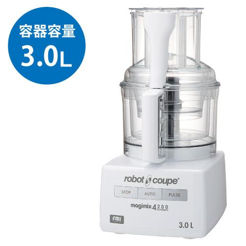 【業務用/新品】 FMI マジミックス 3.0L Fシリーズ【RM-4200F】【送料無料】【プロ用】