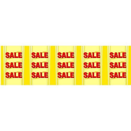 ロール幕「 セール」のぼり屋工房 3865/業務用/新品/小物送料対象商品