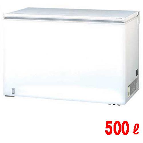 【業務用】【受注生産】冷凍ストッカー 冷凍庫 チェストフリーザー(冷凍・冷蔵切替式) /500L SH-500XBT 幅1351×奥行730×高さ893mm 【全国送料無料】 /テンポス