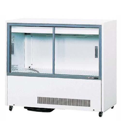 【業務用/新品】 サンデン 冷蔵ショーケース 標準型 アンダーカウンタータイプ 98L MUS-U55XE(旧型式MUS-U55XC) W900×D435×H800mm 【送料無料】