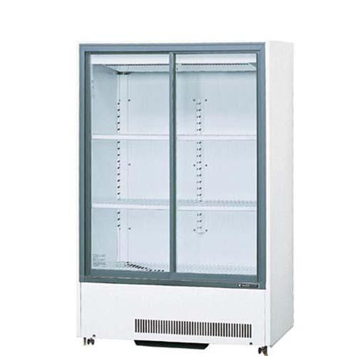 【冷蔵ショーケース】【サンデン】標準型冷蔵ショーケーススライド扉タイプ 354L【MU-195XE(旧型式:MU-195XB)】幅900×奥行550×高さ1400mm【送料無料】【業務用】【プロ用】