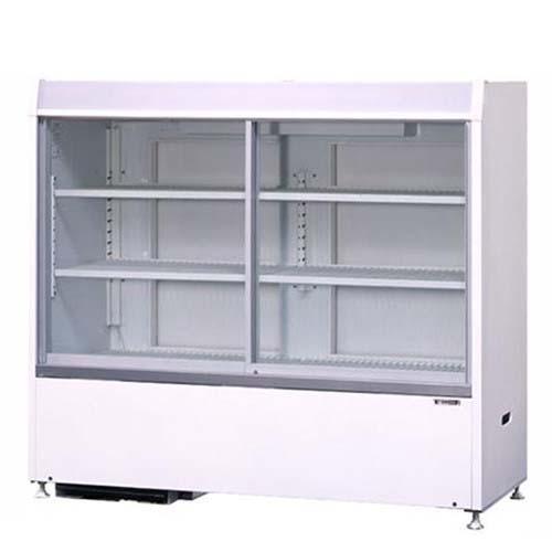 【冷蔵ショーケース】【サンデン】標準型冷蔵ショーケース 前後扉タイプ 310L【MUB-187XE(旧型式:MUB-187X)】幅1294×奥行568×高さ1150mm【送料無料】【業務用】【プロ用】