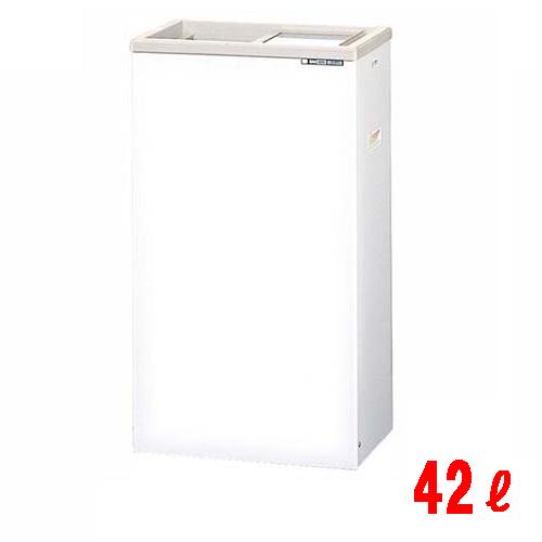 【業務用】サンデン 冷凍ストッカー 冷凍庫 スライド扉タイプ 42L (PF-G057XE(旧型式:PF-G057X)) (業務用)