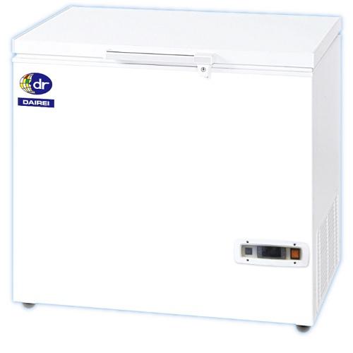 【業務用】冷凍ストッカー 冷凍庫 191L -60度タイプ スーパーフリーザー幅925×奥行698×高さ848 [DF-200D]【送料無料】 /テンポス