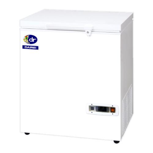 【業務用】ダイレイ 冷凍ストッカー 冷凍庫 -60度 133L DF-140D 【送料無料】 /テンポス