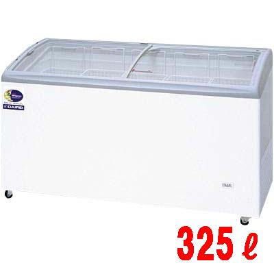 【業務用】ダイレイ 冷凍ショーケース 無風 -25度 325L RIO-150SS 【送料無料】