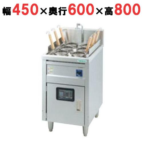 【業務用】【新品】 タニコー 電気ゆで麺器 TEU-45D 幅450×奥行600×高さ800 (50/60Hz) 【送料無料】
