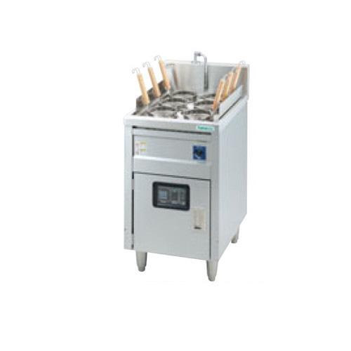 【業務用】【新品】 タニコー 電気ゆで麺器 TEU-45DA 幅450×奥行750×高さ800 (50/60Hz) 【送料無料】