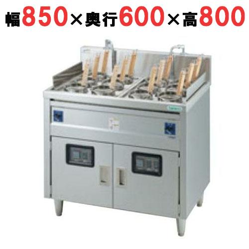 【業務用】【新品】 タニコー 電気ゆで麺器 TEU-85DW 幅850×奥行600×高さ800 (50/60Hz) 【送料無料】