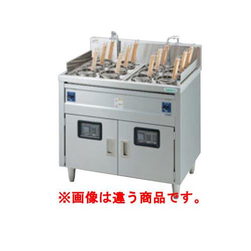 【業務用】【新品】 タニコー 電気ゆで麺器 TEU-85W 幅850×奥行600×高さ800 (50/60Hz) 【送料無料】 /テンポス