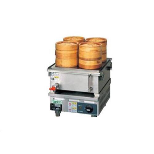 【業務用】【新品】 タニコー 卓上電気蒸器 THM-2000E 幅350×奥行370×高さ330 (50/60Hz) 【送料無料】
