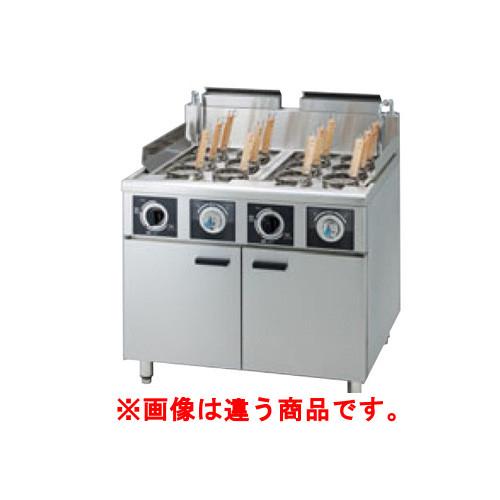 【業務用】【新品】 タニコー 冷凍ゆで麺器 ハイパワー解凍ゆで麺器(冷凍麺対応) THU-90W 幅900×奥行600×高さ800 都市ガス/LPガス 【送料無料】