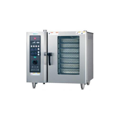 【業務用】【新品】 タニコー 電気スチームコンベクションオーブン ベーシックスチームコンベクションオーブン TSCO-61EBR 幅840×奥行730×高さ800 (50/60Hz) 【送料無料】【厨房機器】