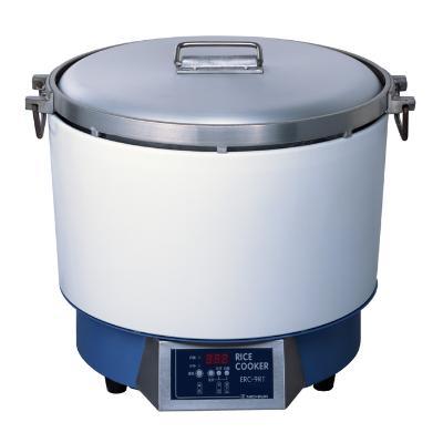 【業務用】電気丸型炊飯器 【ERC-9RT】【ニチワ電気】幅530×奥行470×高さ395【プロ用】 /テンポス
