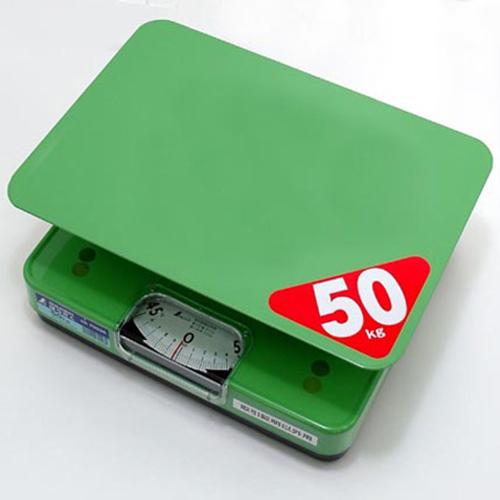 台ハカリ 簡易自動ハカリ ほうさく 50kg取引証明以外用 50kg 70026 シンワ測定/業務用/新品/小物送料対象商品