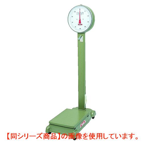 【業務用/新品】台ハカリ 中型自動台はかり 【車付き】 100kg D-100MZ 大和製衡/【送料無料】【プロ用】