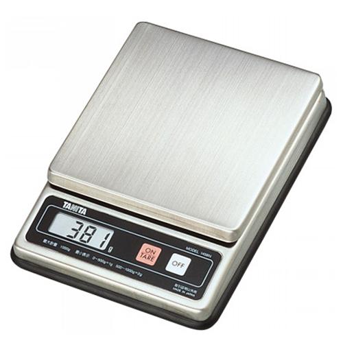 卓上ハカリ 防塵・防水デジタルハカリ 2kg KW-1458-SS タニタ/業務用/新品/小物送料対象商品