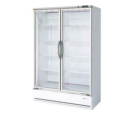 【冷蔵ショーケース】【フクシマガリレイ】冷蔵ショーケース リーチインショーケース 冷蔵タイプ【MRS-40GWTR5】幅1200×奥行650×高さ1900【送料無料】【業務用】【新品】【プロ用】【厨房機器】 /テンポス