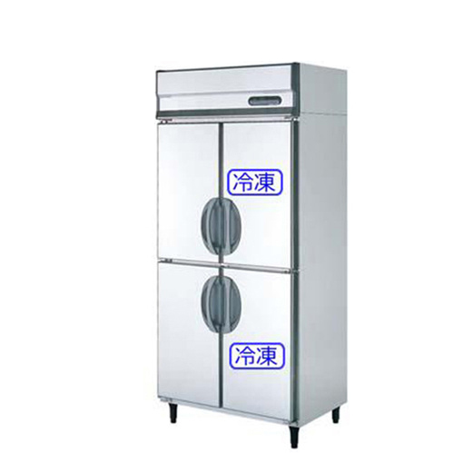 【冷凍冷蔵庫】【福島工業】業務用冷凍冷蔵庫【URD-092PMD6】幅900×奥行800×高さ1950【送料無料】【業務用】【新品】