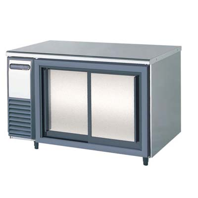 【冷蔵庫】【福島工業(フクシマ)】冷蔵コールドテーブル【YRC-120RM-S】幅1200×奥行600×高さ800【送料無料】【業務用】【新品】 /テンポス