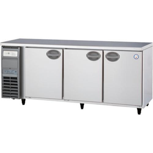 【業務用/新品】 福島工業 冷蔵コールドテーブル 内装樹脂鋼板 YRC-180RE2(旧型式YRC-180RE1,TRC-60RE) 幅1800×奥行600×高さ800mm 【送料無料】
