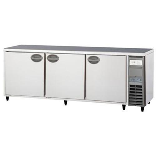 【冷蔵庫】【福島工業】冷蔵コールドテーブル 内装ステンレス鋼板 ユニット右仕様【YRC-210RM1-R】幅2100×奥行600×高さ800mm【送料無料】【業務用】【新品】【プロ用】