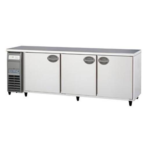【冷蔵庫】【福島工業】冷蔵コールドテーブル 内装ステンレス鋼板【YRC-210RM1】幅2100×奥行600×高さ800mm【送料無料】【業務用】【新品】