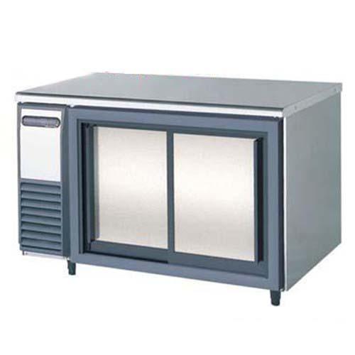 【冷蔵庫】【福島工業(フクシマ)】冷蔵コールドテーブル【YRW-120RM-S】幅1200×奥行750×高さ800【送料無料】【業務用】【新品】 /テンポス