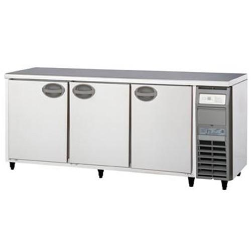 【冷蔵庫】【フクシマガリレイ】冷蔵コールドテーブル 内装ステンレス鋼板 ユニット右仕様【YRW-180RM-R】幅1800×奥行750×高さ800mm【送料無料】【業務用】【新品】【プロ用】 /テンポス