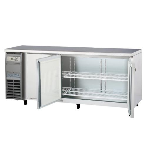 フクシマガリレイ 冷蔵コールドテーブル AYC-180RM-F 幅1800×奥行600×高さ800 【送料無料】【業務用/新品】【プロ用】【厨房機器】 /テンポス