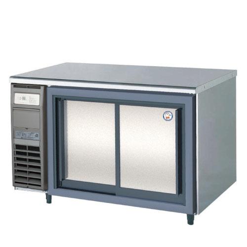 福島工業 横型スライド扉冷蔵庫 YRC-120RM2-S 幅1200×奥行600×高さ800 【送料無料】【業務用/新品】【プロ用】【厨房機器】