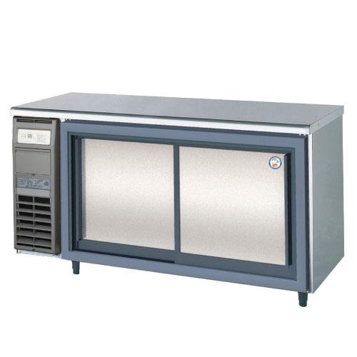 福島工業 横型スライド扉冷蔵庫 YRC-150RM2-S 幅1500×奥行600×高さ800 【送料無料】【業務用/新品】【プロ用】【厨房機器】