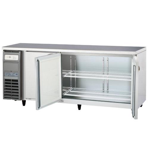 フクシマガリレイ 冷蔵コールドテーブル YRC-180RE2-F 幅1800×奥行600×高さ800 【送料無料】【業務用/新品】【プロ用】 /テンポス