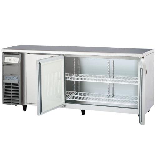 フクシマガリレイ 冷蔵コールドテーブル YRC-180RM2-F 幅1800×奥行600×高さ800 【送料無料】【業務用/新品】【プロ用】 /テンポス