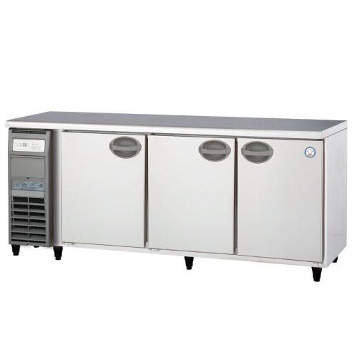 フクシマガリレイ 冷蔵コールドテーブル YRC-180RM2 幅1800×奥行600×高さ800 【送料無料】【業務用/新品】【プロ用】 /テンポス