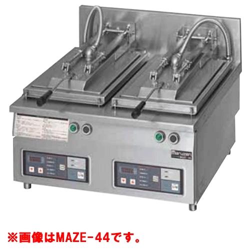【業務用/新品】【マルゼン】 電気自動餃子焼器 MAZE-44S 幅600×奥行600×高さ285mm /テンポス 【送料無料】