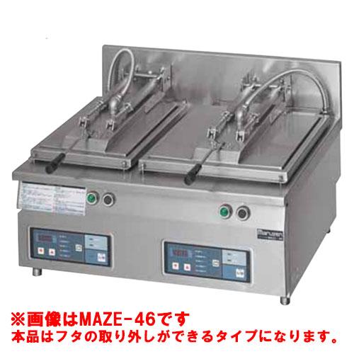 【業務用/新品】【マルゼン】 電気自動餃子焼器 MAZE-46S 幅710×奥行600×高さ285mm 【送料無料】