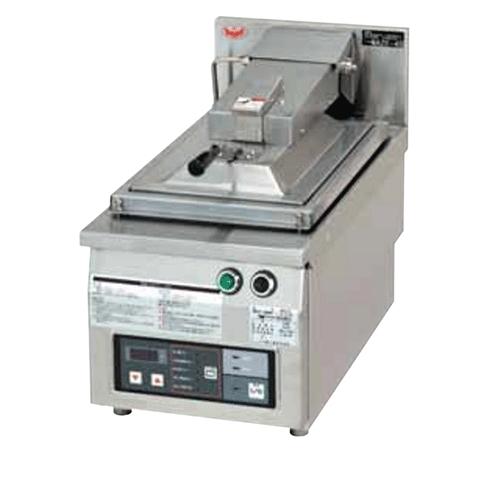 【業務用/新品】【マルゼン】 電気自動餃子焼器 MAZE-4S 幅300×奥行600×高さ285mm /テンポス 【送料無料】