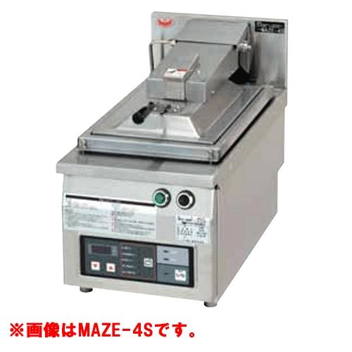 【業務用/新品】【マルゼン】 電気自動餃子焼器 MAZE-6S 幅410×奥行600×高さ285mm /テンポス 【送料無料】