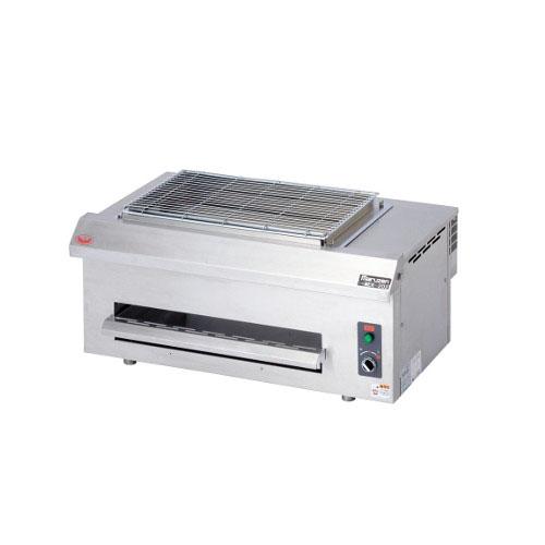 【業務用/新品】マルゼン 電気下火式焼物器 MEK-204C 幅700×奥行420×高さ300(mm)【送料無料】