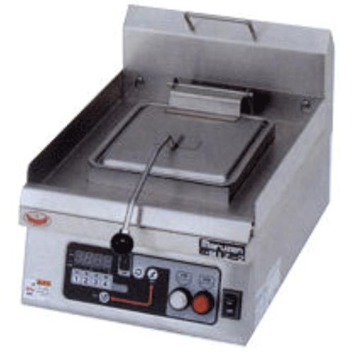【業務用/新品】【マルゼン】 IH餃子焼器 MIZ-2 幅325×奥行450×高さ170mm /テンポス 【送料無料】
