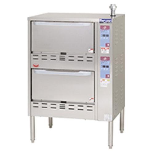 【業務用/新品】【マルゼン】 ガス立体自動炊飯器 MRC-T2D 幅750×奥行700×高さ1100mm /テンポス 【送料無料】