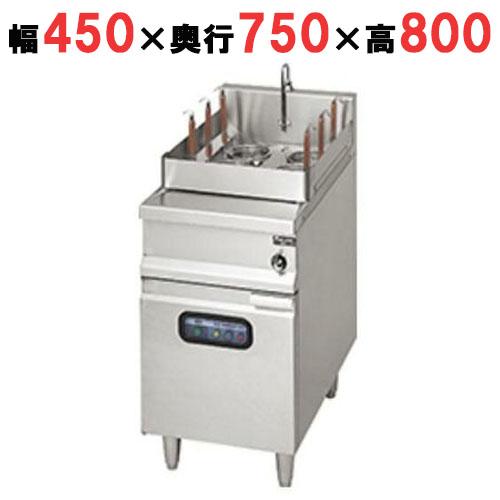 【業務用/新品】【マルゼン】 ゆで麺機 MREY-06D 幅450×奥行750×高さ800mm 【送料無料】