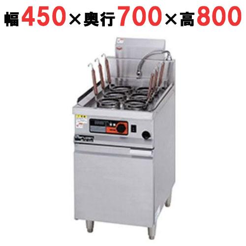 【業務用/新品】【マルゼン】 IHゆで麺機 MRIY-06 幅450×奥行700×高さ800mm 【送料無料】