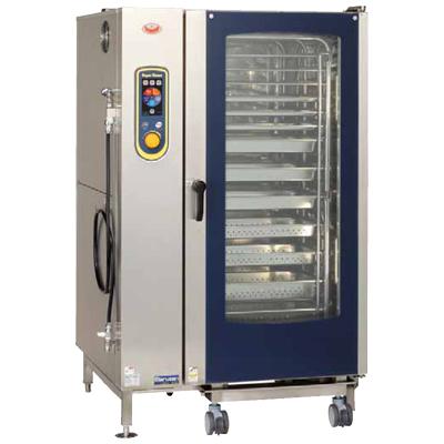 マルゼン スチームコンベクションオーブン スーパースチーム デラックスシリーズ 電気式/SSC-40D/W1100×D1015×H1790(mm)/送料無料/業務用/新品 /テンポス