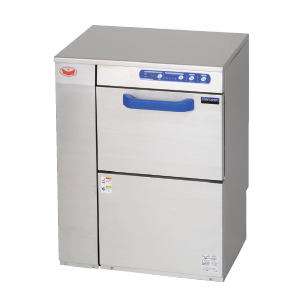 【プロ用】【新品】マルゼン エコタイプ食器洗浄機 アンダーカウンター MDKST8E 幅600×奥行450×高さ800(mm)【送料無料】